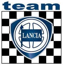 TEAM LANCIA Sticker