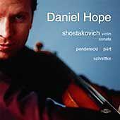 Daniel Hope: Shostakovich Violin Sonata, New Music