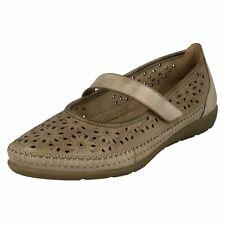Ladies Remonte Flat Casual Shoes D1906