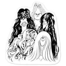 Aerosmith Group Portrait Vynil Car Sticker Decal - Select Size