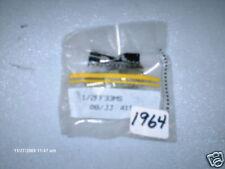 """Parker Pipe Nipple BSPT FF33MS !/2"""" Steel NPT (NIB)"""