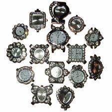 Buy 1,2,5 ou 10 Vente En Gros Perle Quartz Montre cadran pour argent couleur