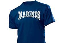 """T-shirt """"Marines"""" US ARMY NAVY SEALS parachutiste USMC wk2 Vietnam wk2 3-5xl"""