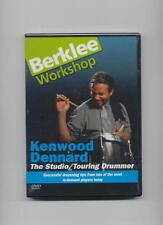 KENWOOD DENNARD STUDIO / TOURING DRUMMER DVD DRUM DRUMS