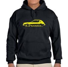 AMC Gremlin Black Hoodie Sweatshirt FREE SHIP