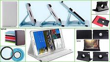 Flip Tasche Smart Etui Schutz hülle Case Cover Samsung GALAXY Tab 4 8.0 + Folie