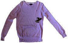 VOLCOM violet standard sweater women maglione donna viola cod. A0711056