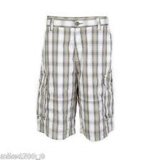 Men's Majestic Cotton Check Shorts S - XL