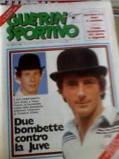 Guerin Sportivo 31 1982 Wim Kieft Storia Nazionale Ital