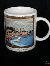 Coffee Mug Edwin Holgate Group of 7 Fishermens Houses McMichael Gallery Promo Ad