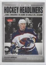 2006-07 Fleer Hockey Headliners #HL8 Ilya Kovalchuk Atlanta Thrashers Card