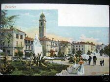 Italy~ITALIA~1900s PALLANZA~Lago Maggiore~Parasol