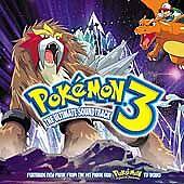 Pokemon 3 Original Soundtrack (CD, Apr-2001, Koch (USA)) NEW rare