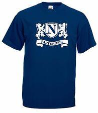 T-shirt Maglietta J1684 Ultras Napoli 1926 Calcio Partenopei Curva A