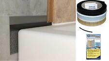 Aquastrap Bac Douche étanchéité tuile chaise de support de flexible Flexi Bath Seal Aqua Bracelet