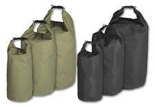 Mil-Tec Transportsack Wasserdicht 10/30/50 Liter Seesack Transporttasche Tasche