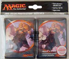 80 Aether revolt Magic mtg sleeves-ultra Pro (66x91mm)