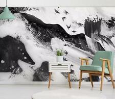 3D Black Smear 263 Wall Paper Exclusive MXY Wallpaper Mural Decal Indoor
