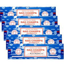 100 grams Satya NAG CHAMPA Agarbatti Incense Sticks Satya   Free Shipping