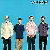 Weezer [Blue Album] by Weezer (CD, May-1994, Geffen)
