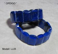 """Lapis Lazuli Armband Stretch -  """" OPDIGO """""""