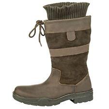 Adulti HKM Belmond Spring. suola Country Walking resistenti 3/4 Stivali da Giardino