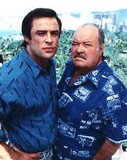 "William Conrad, Joe Penny [Jake and the Fatman] 8""x10"" Photo 58711"