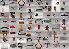 Playmobil Ersatzteile Western, Indianer, Ritter, SilverRanch, Fort, 3768,3425