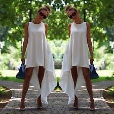 Vestito Copricostume Donna Mini Dress Casual Tunic Woman Mini Cover Ups 110066