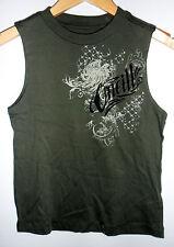 T-shirt canottiera bambino O'NEILL cod.5335 style 912100 military green 100% Cot