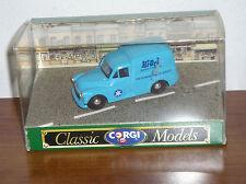 Corgi Classic Diecast Model D957 Morris 1000 Van Made in Great Britain 1989