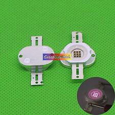10W IR 850nm 940nm Infra-red Round High Power LED Chip Bead bulb Lamp 4.5-5V