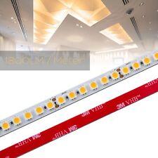 ✅ 0,5-20m 120 LED/m LED Strip Flex Band 5050 RA90 23W Streifen WARM WEIß 24V