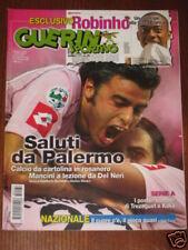 GUERIN SPORTIVO 2005/37 ROBINHO POSTER TREZEGUET KAKA'