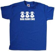 Baa Ram Ewe Kids T-Shirt