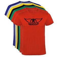 Camiseta Aerosmith Hombre varias tallas y colores