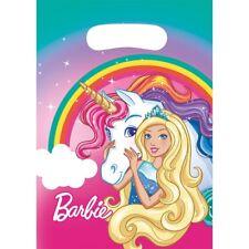 Barbie dreamtopia unicornio FIESTA CUMPLEAÑOS DETALLE Bolsas Sorpresa Mágico