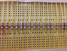 10x Carbon Film Resistors 1/2W 0.5W TE CFR50 ±5% All Values