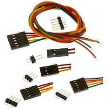 Platinen Stecker mit Kabel 29cm 2fach 5fach 3fach 4fach 5fach Platinenverbinder