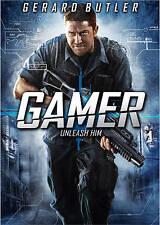 Gamer (DVD, 2010) Genuine Disk Original Case