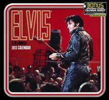 ELVIS (Presley) ** 2013 16-Month Wall Calendar