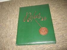1949 Nexus Hofstra College Hempstead Long Island yearbook