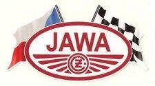 Sticker JAWA/CZ Flags°
