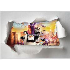 Adesivi bambino carta pinguini strappati ref 7626