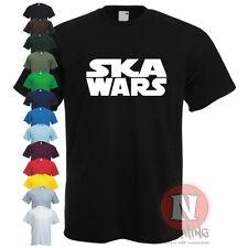 Ska Wars Reggae Dub Schritt Club Musik Dance T-Shirt
