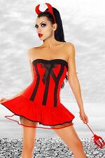 Sexy Halloween, Fasching Kostüme Teufel, Bunny, Maid, Schulmädchen, etc. *New*