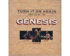 GENESIS    TURN IT ON AGAIN     BEST 81-83    CD
