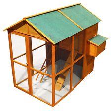 Verschiedene Modelle Hühnerhaus Hühnerstall Voliere Freigehege Kleintierkäfig