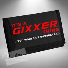 It's a Gixxer thing Wallet / Purse Superbike Motorcycle Bike Moto GP Racing GSXR
