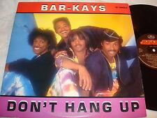 """BAR-KAYS-DON'T HANG UP 4 MIXES+/MERCURY 870 018-1 VG+/VG PROMO 12"""""""